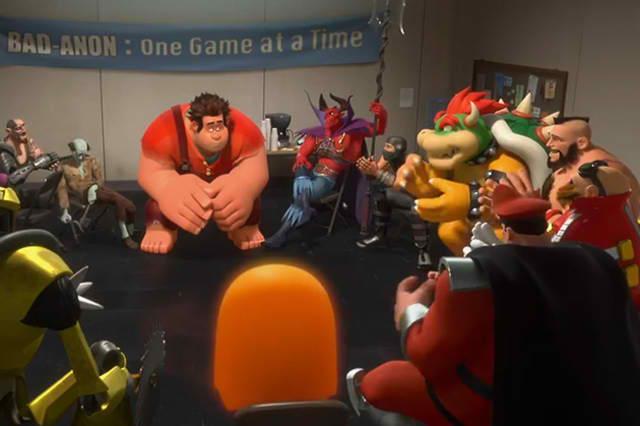 Wreck-It Ralph Sequel to Include Mario?
