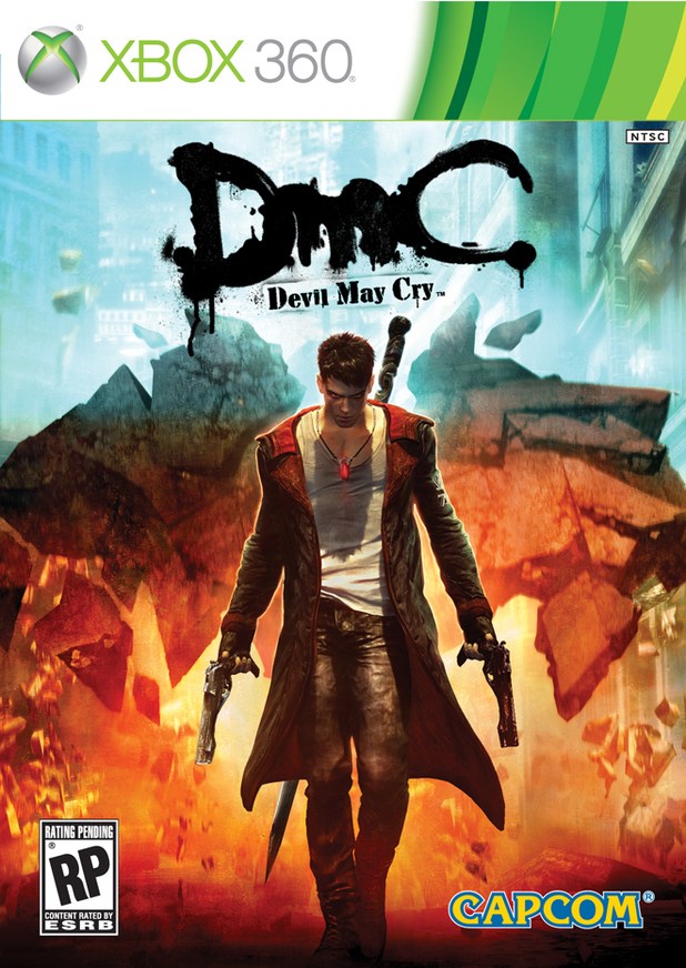Video Game Review: DMC Devil May Cry