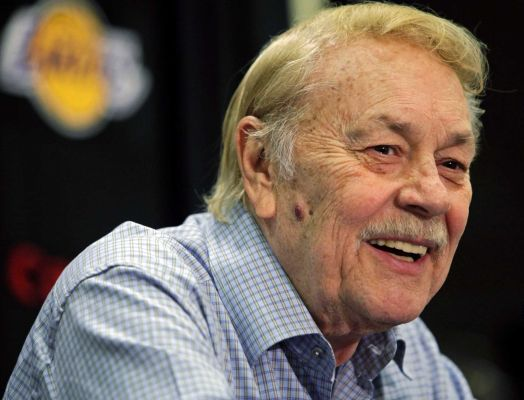 Lakers Owner Jerry Buss Has Died at the Age of 80