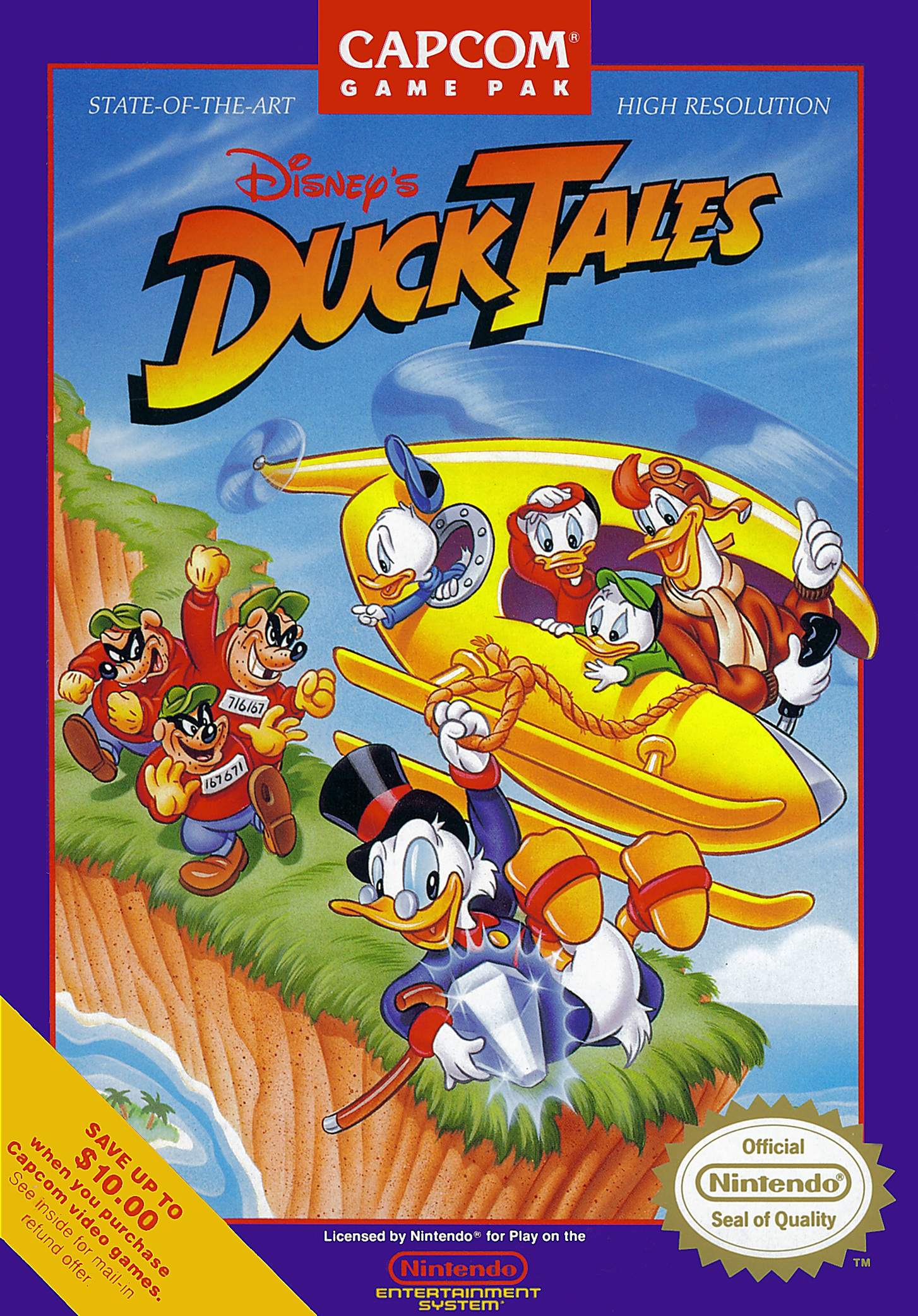Ducktales Remastered Heads to Video Game Consoles in Summer 2013
