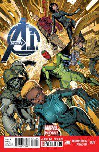 AvengersAI_1_Cover (A new Avengers Rise- Avengers A.I Hits This July)