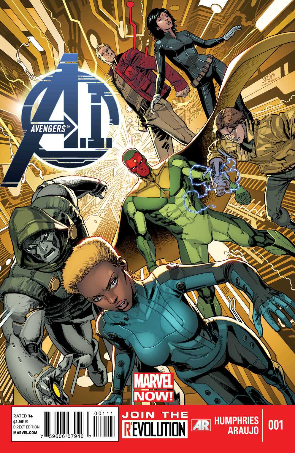 A new Avengers Rise- Avengers A.I Hits This July