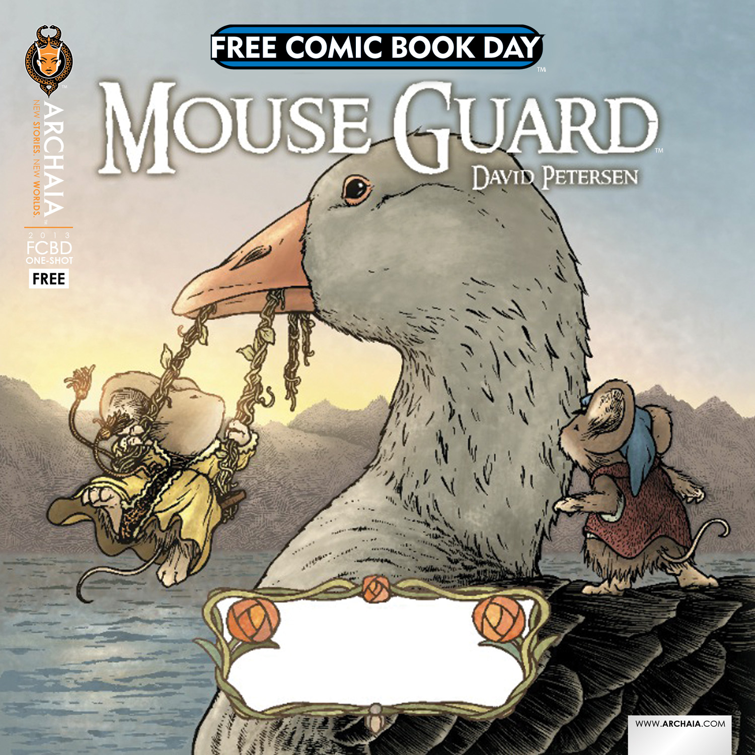 Free Comic Book Day 2013 is Here! May the Fourth be with You!