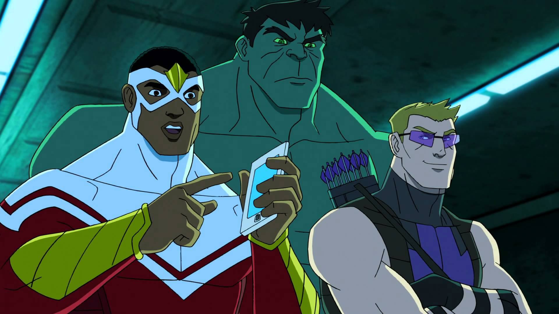 Marvel's Avengers Assemble Comes to Disney XD This Summer, Sneak Peak This Weekend