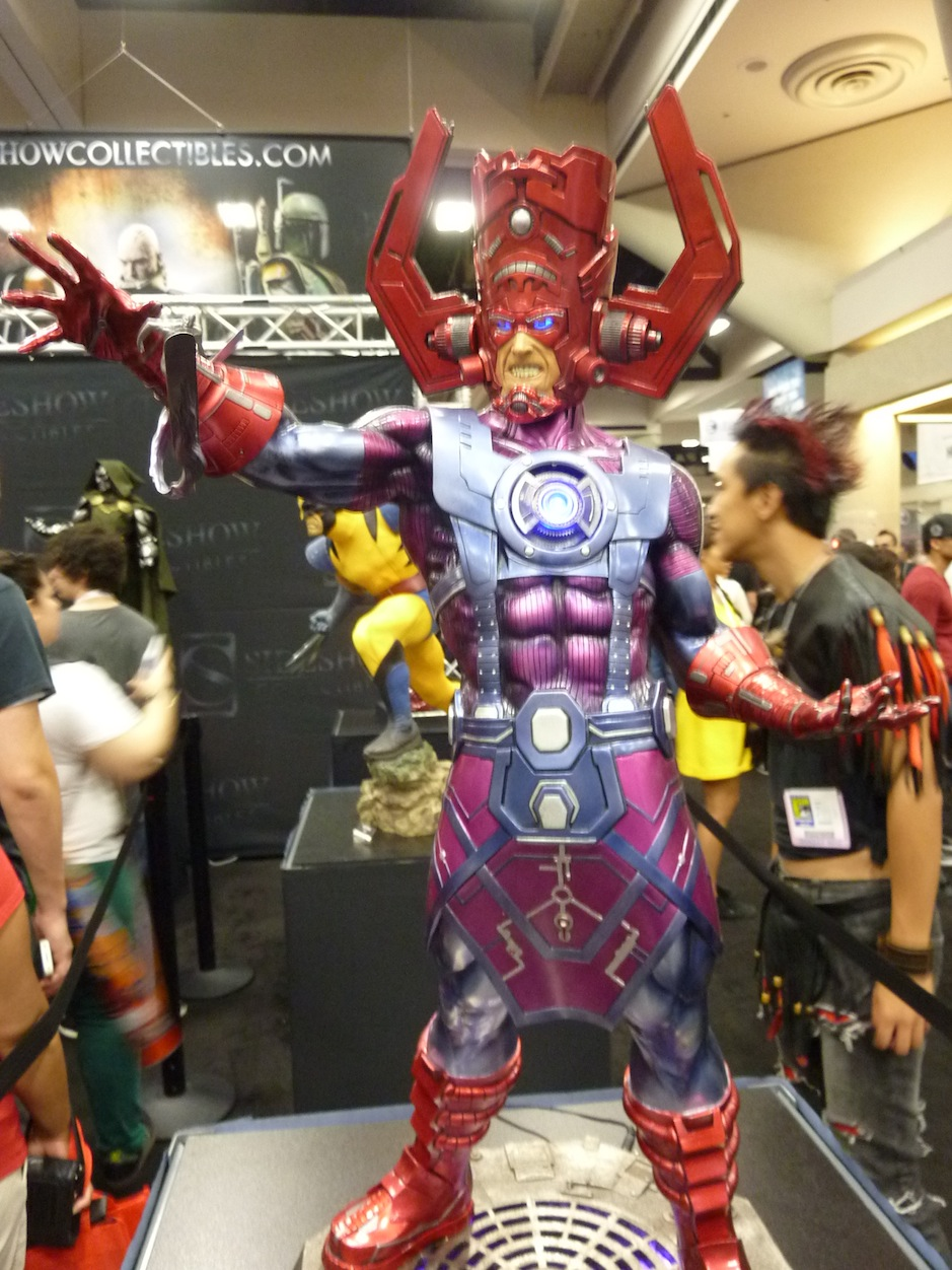 SDCC 2013: Sideshow Collectibles