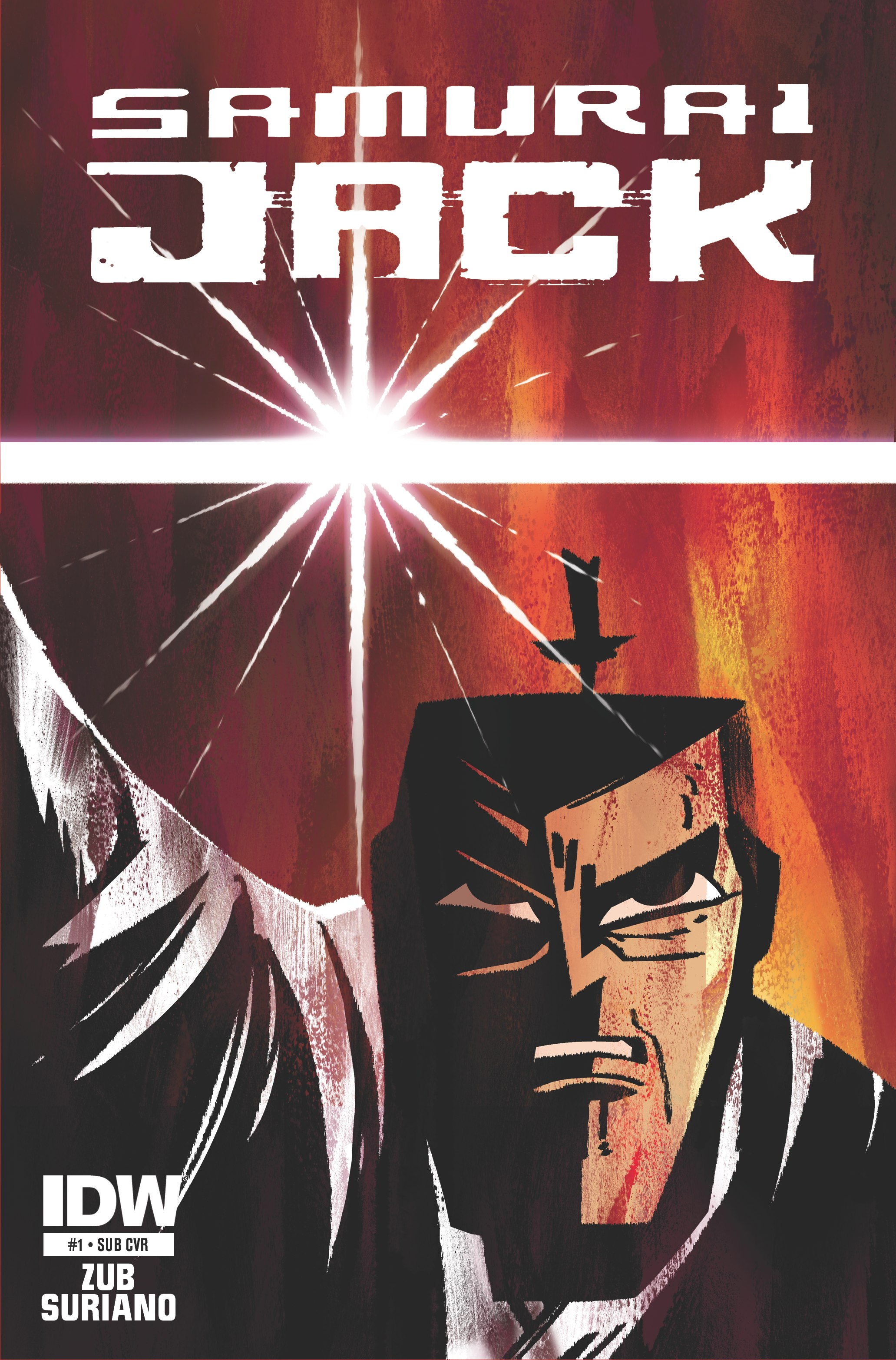 Samurai Jack Returns in Comic Book Form Thanks to IDW and Cartoon Network