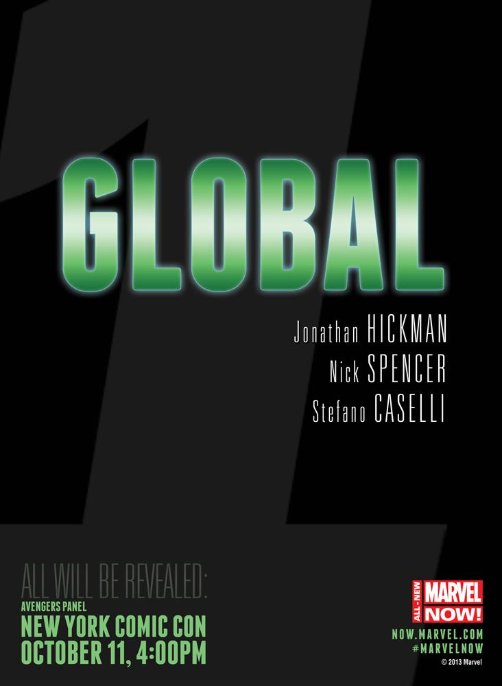 Marvel Now! Global