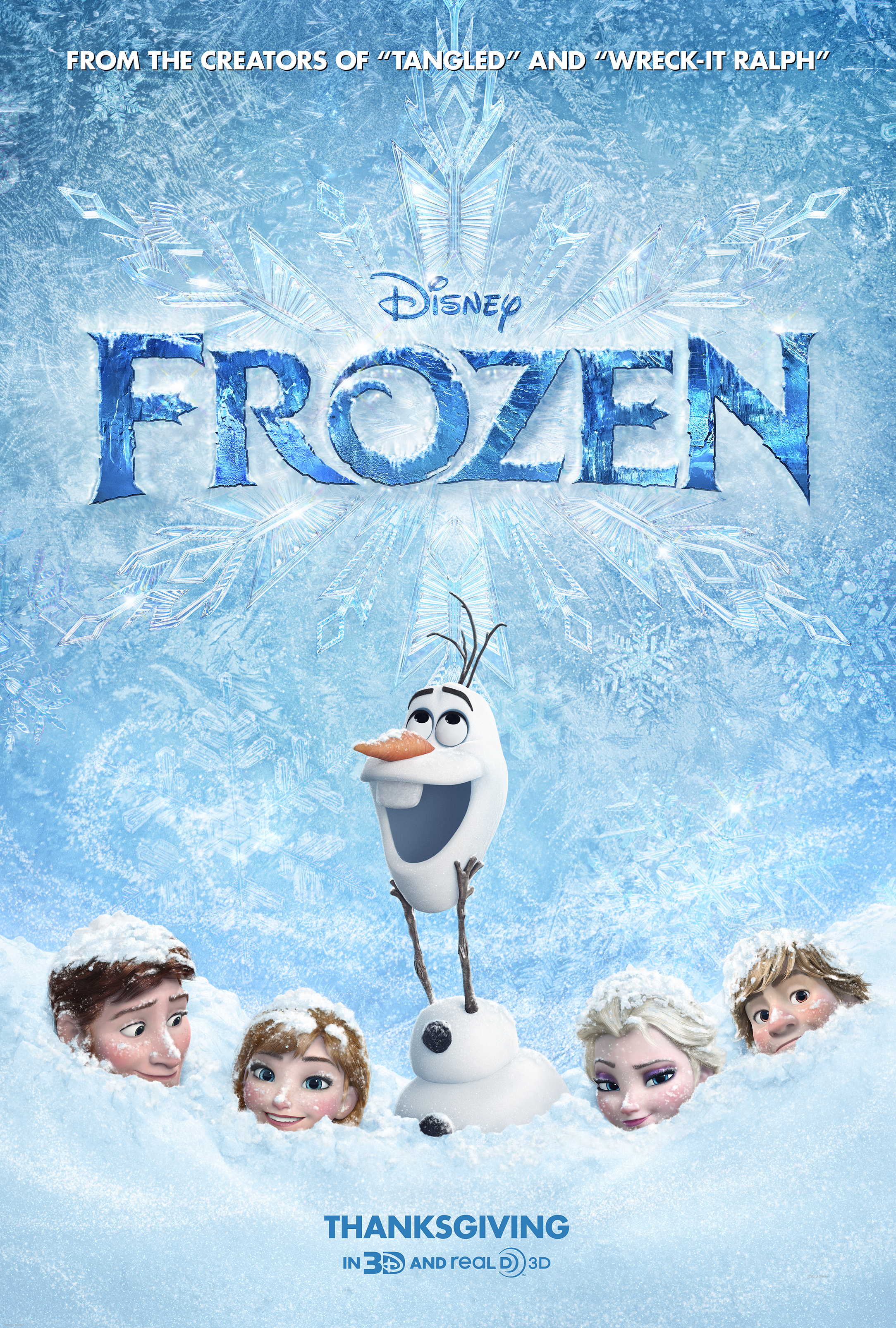 Pastrami Flick Review: Frozen