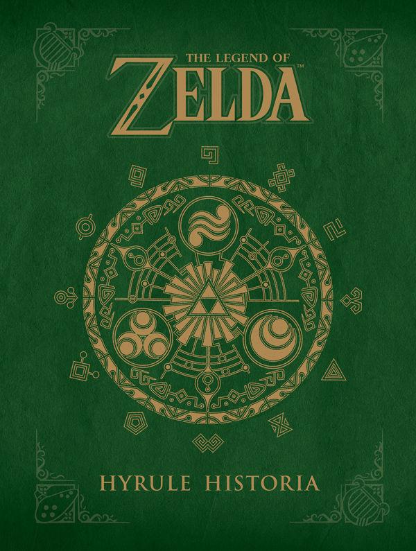 The Legend of Zelda: Hyrule Historia is Diamond's #1 Book for 2014