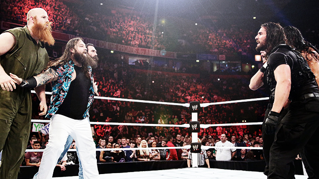 Who Wins The War? The Shield Vs. The Wyatt Family