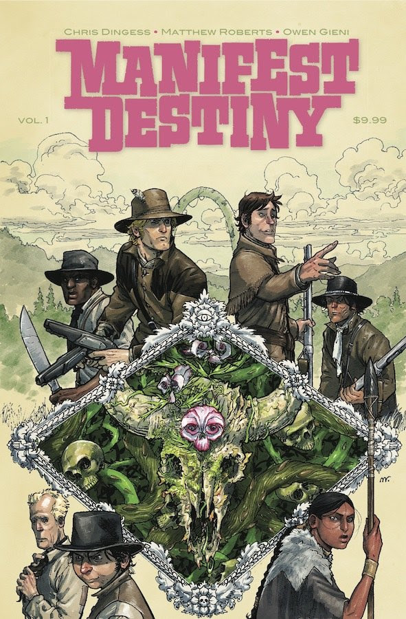 The Frontier Is A Landscape Of Horror In Manifest Destiny