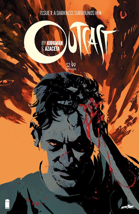 Outcast #1 Review