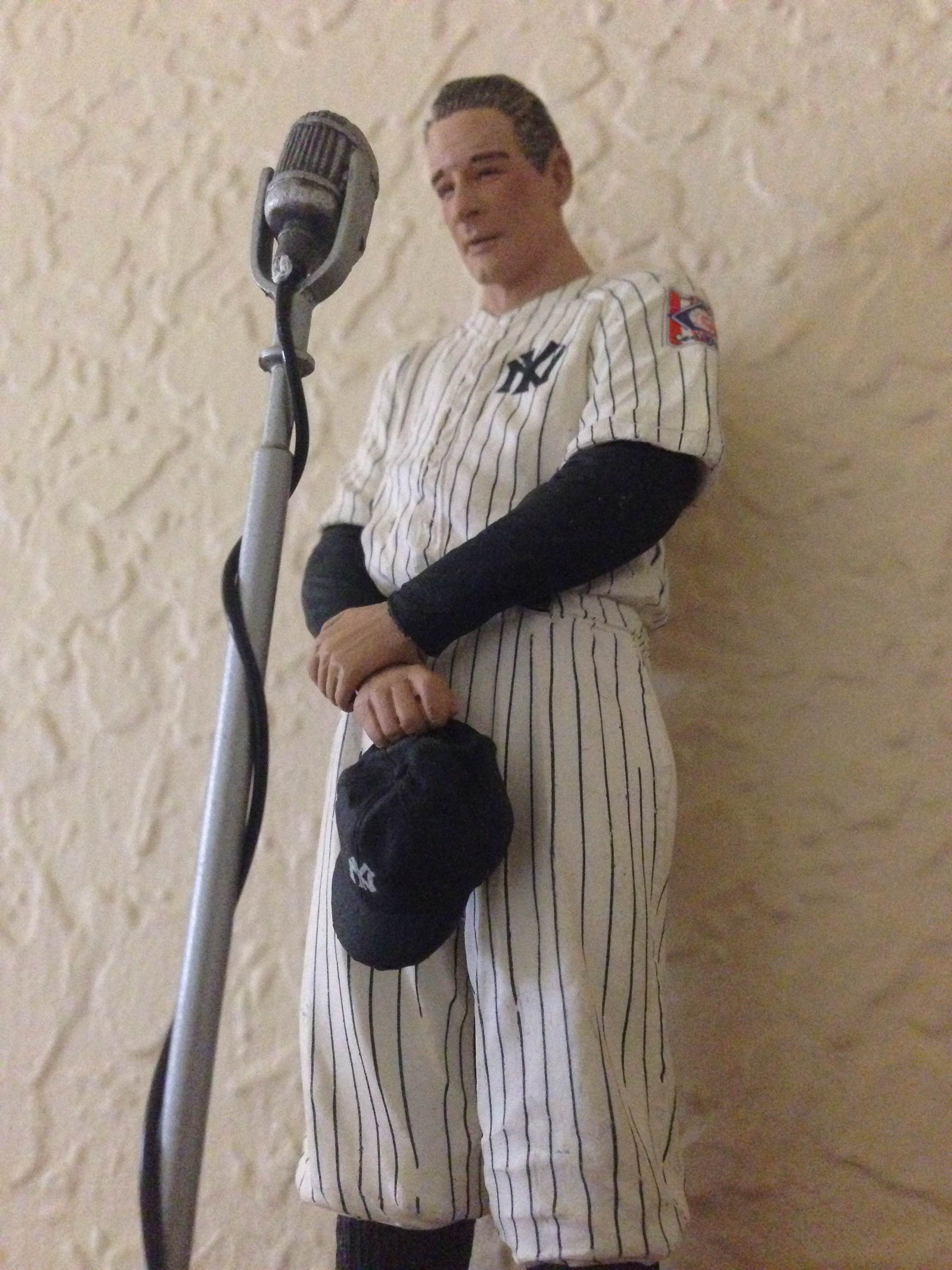75th Anniversay of Lou Gehrig's Famous Speech Recreated by Modern Day MLB Players