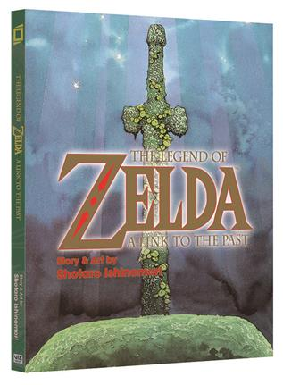 VIZ Media's Perfect Square Imprint Releases The Legend of Zelda: A Link to the Past Graphic Novel