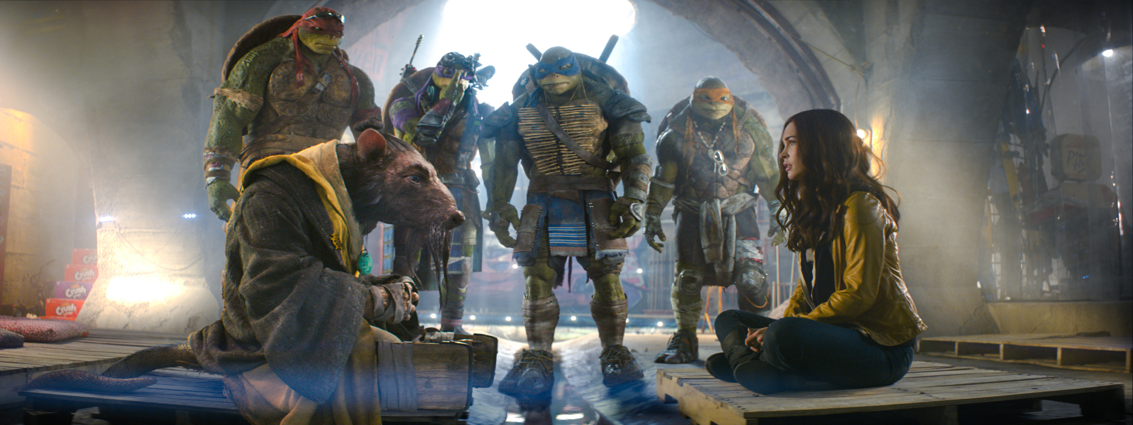 World Premiere of Teenage Mutant Ninja Turtles May 30th on EPIX