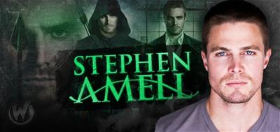 'Arrow' Star Stephen Amell Returns To Wizard World In Chicago