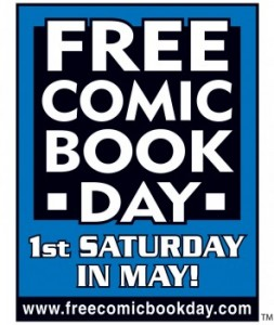 Free Comic Book Day 2015 is Here- Saturday, May 2nd!