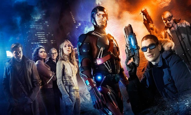 First Look Trailer of DC's Legends of Tomorrow-The Villain is Revealed As…
