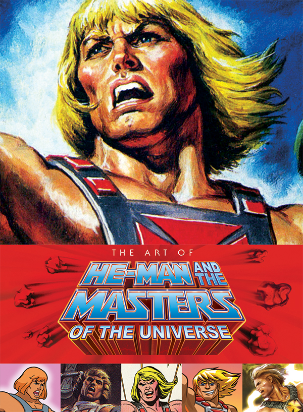The Art of He-Man and the Masters of the Universe Review: This Book Has the Power and More