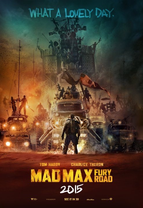 Mad Max: Fury Road Review- Riding to the Top