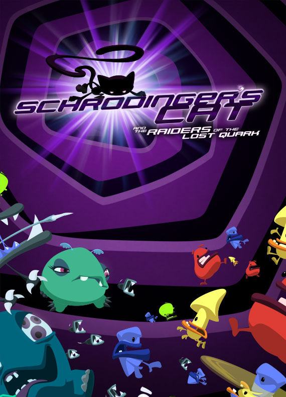 Schrödinger's Cat and the Raiders of the Lost Quark Review: A Psychedelic, Feline Fun Time