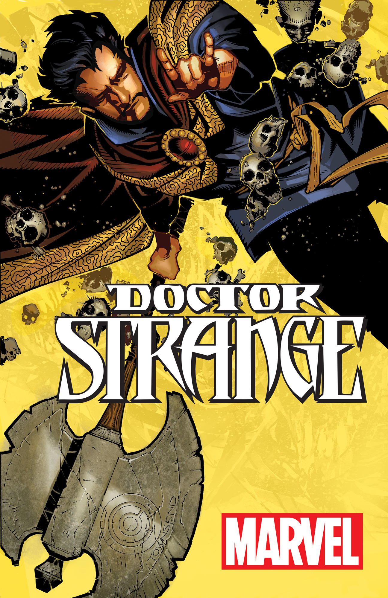 The Doctor is in: Doctor Strange #1 is Coming This Fall
