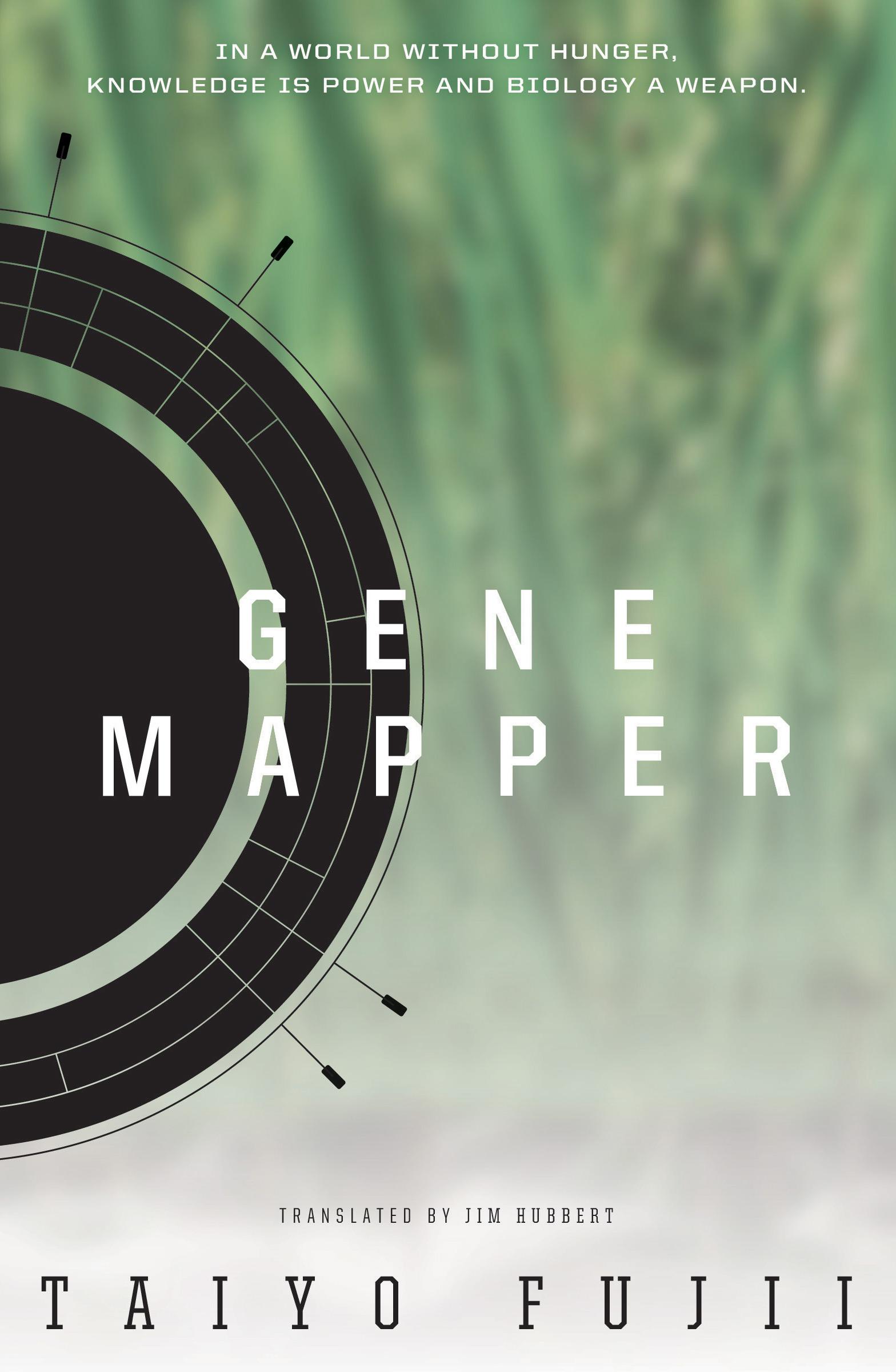 VIZ Media's Haikasoru Literary Imprint Debuts the Futuristic Mystery Thriller Gene Mapper