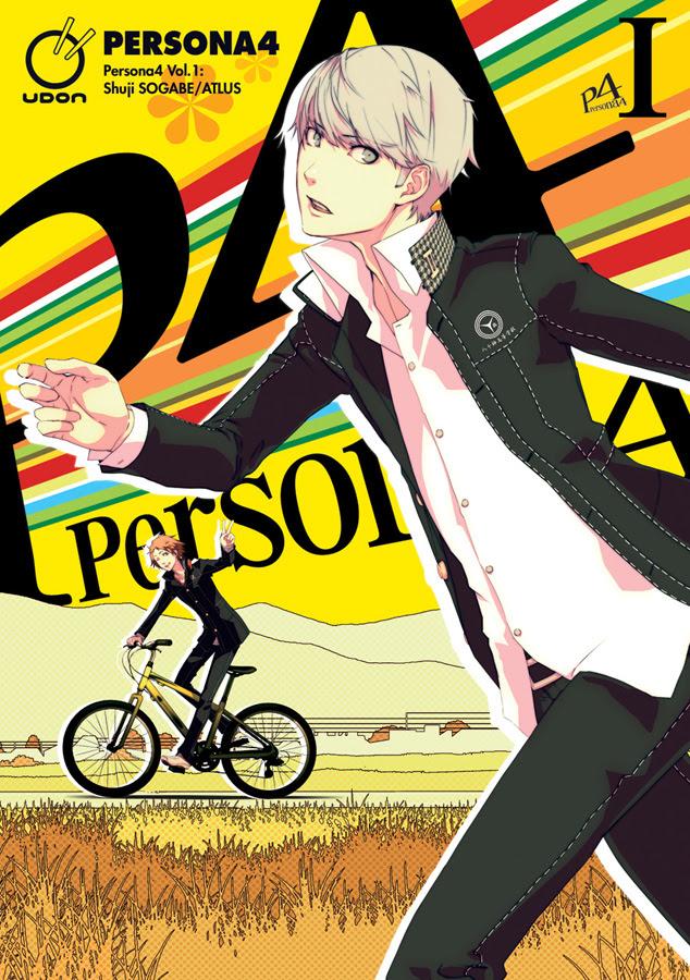 UDON Entertainment Announces Persona 4: The Manga