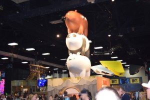 Bears (San Diego Comic Con 2015 Part 1- Cosplay, Collectibles and Grant Morrison)