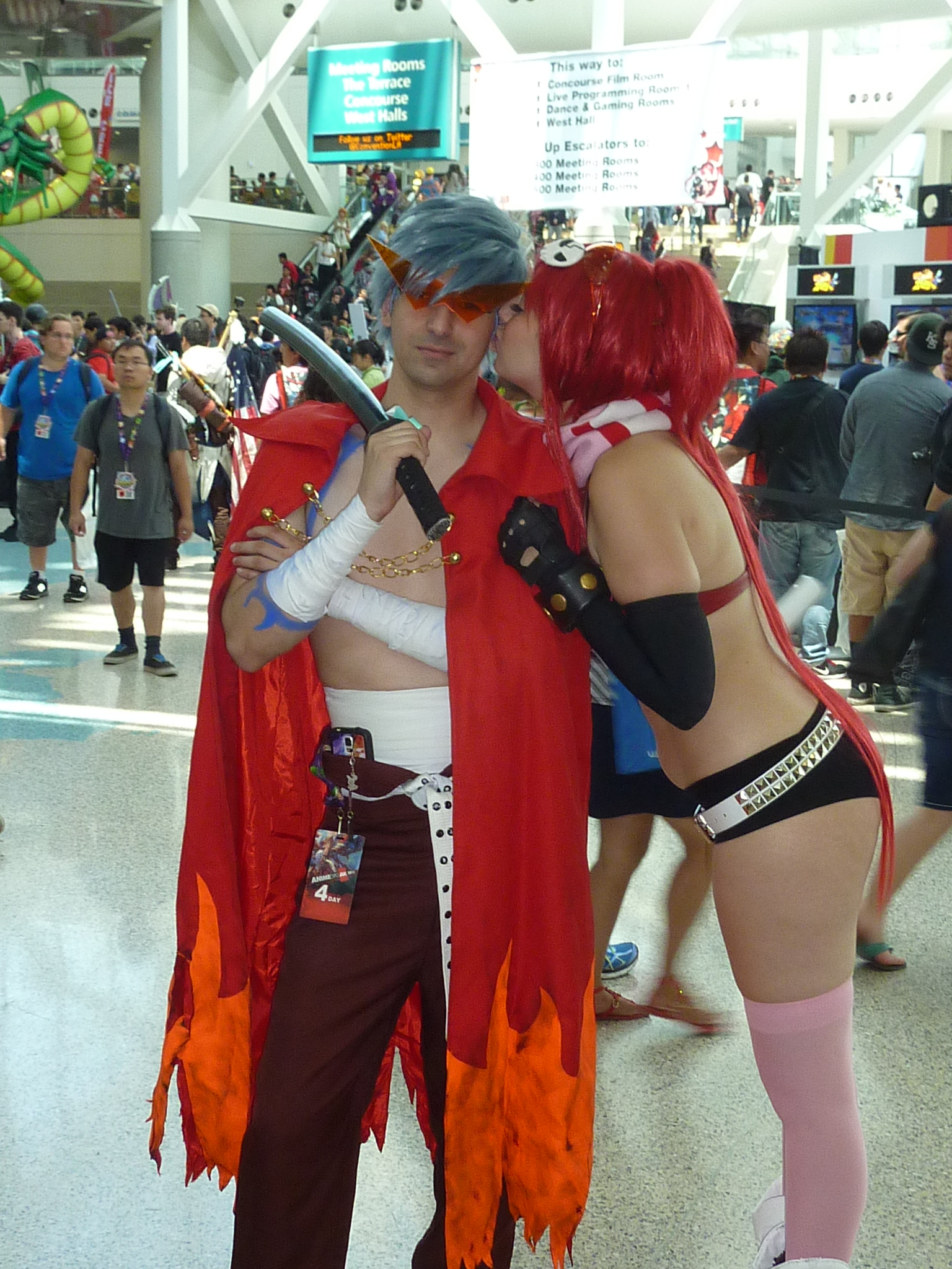 Anime Expo 2015 Amazes, Attendance at an All Time High