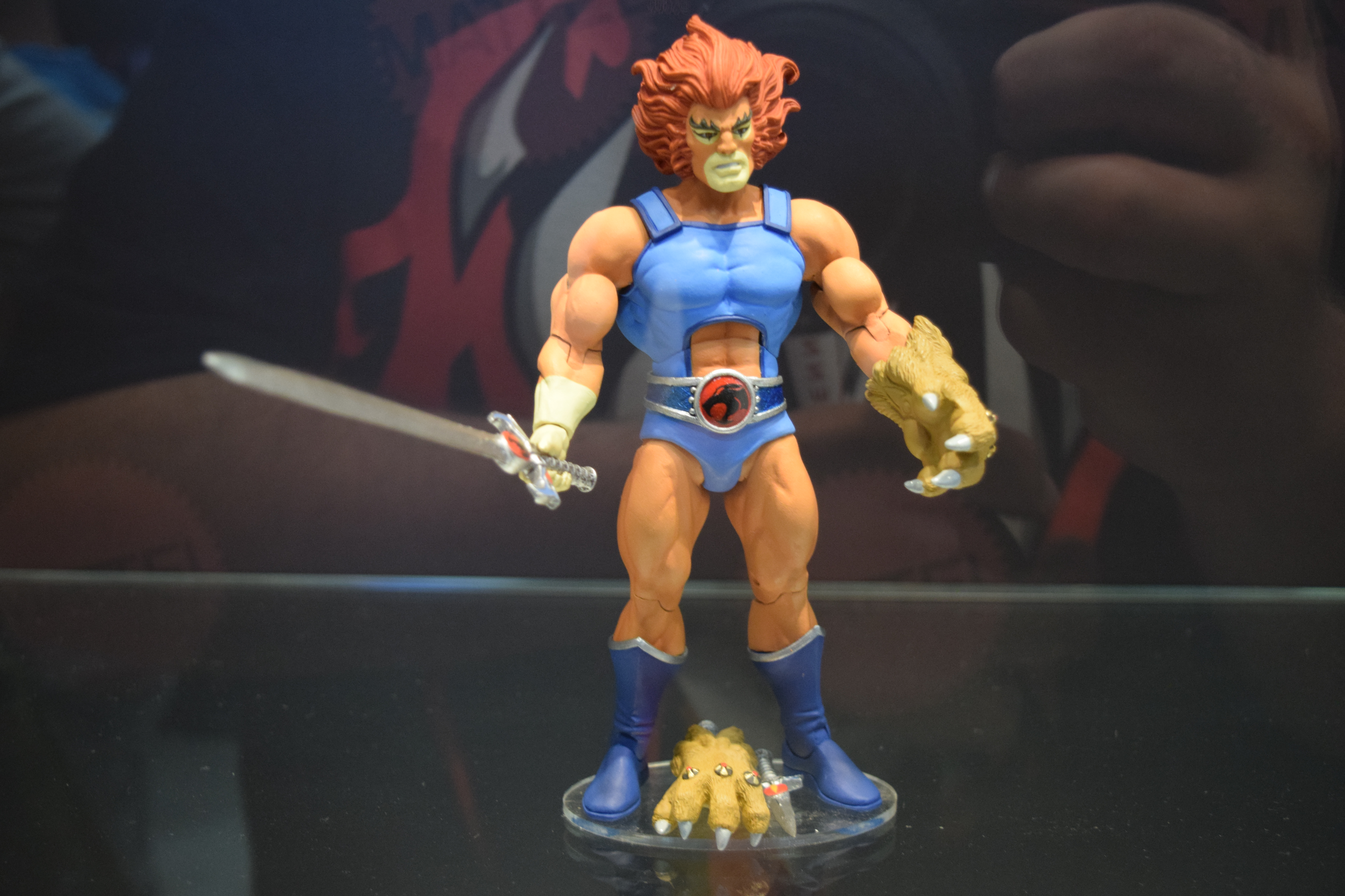 SDCC 2015- Mattel: Thundercats, Filmation, Snake Mountain and More!