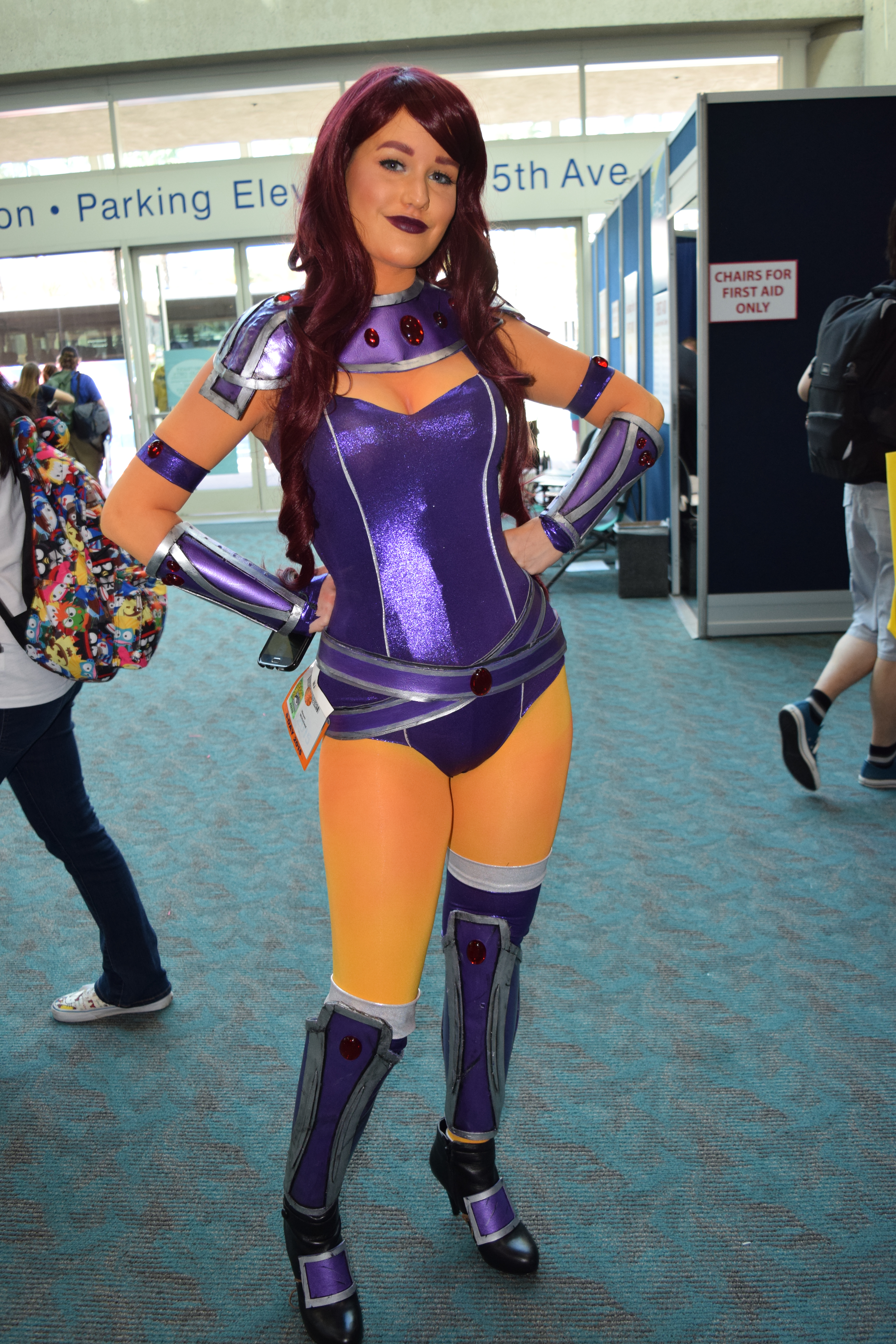 San Diego Comic Con 2015 Part 1- Cosplay, Collectibles and Grant Morrison