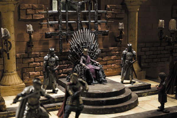Winter is Coming: McFarlane Toys and HBO Global Licensing Announce Agreement To Create a New Construction Line Based on the Critically-Acclaimed Series Game of Thrones