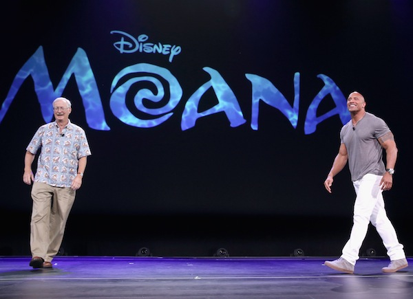 Moana Rocked the D23 Expo 2015