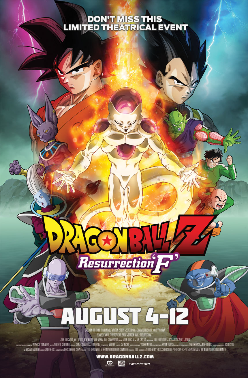 Dragon Ball Z- Resurrection 'F' Review: Resurrecting a Legend