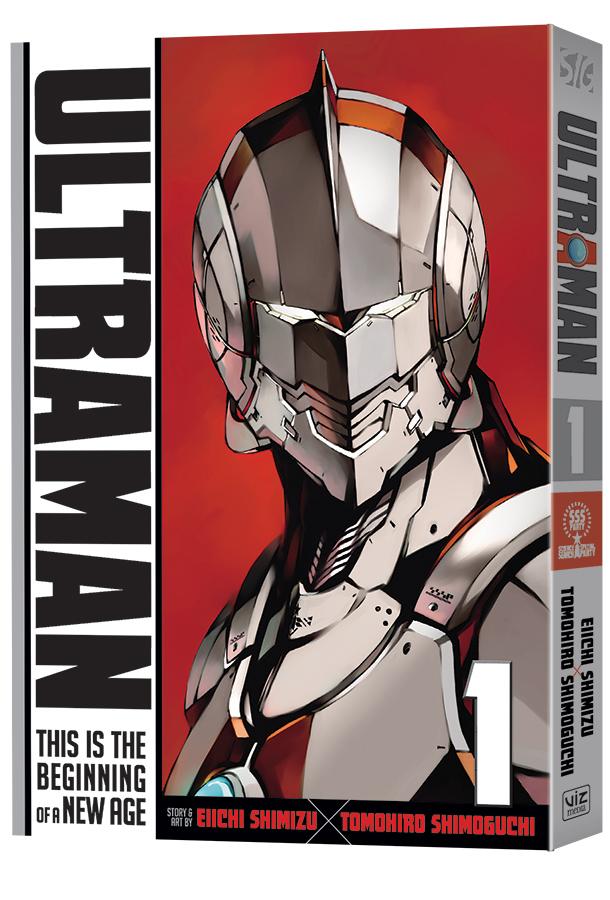 The Return of an Icon: VIZ MEDIA Launches New ULTRAMAN Manga Series