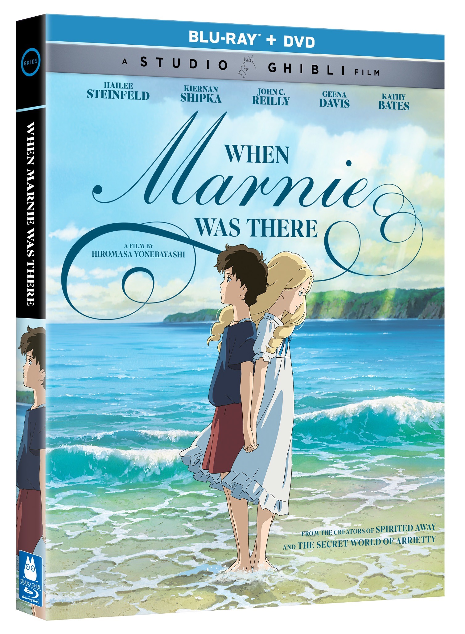 Studio Ghibli Announces When Marnie Was There to Hit DVD and Blu-Ray on October 6th