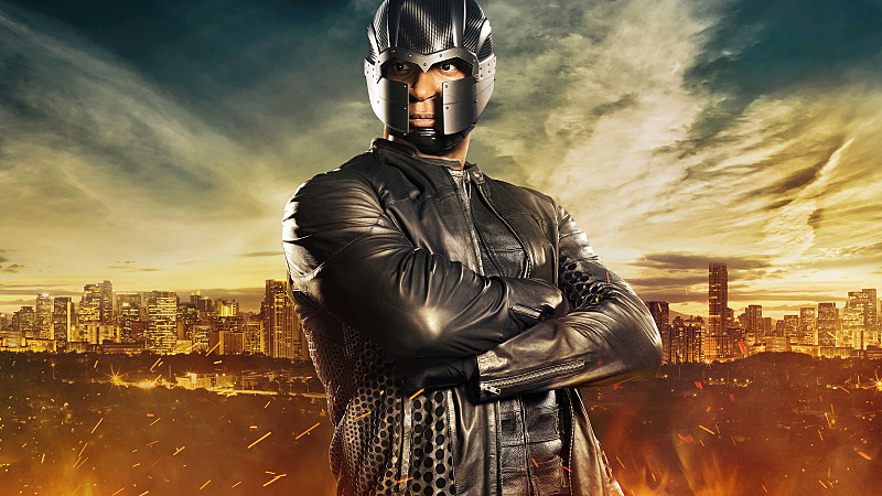 Digneto? CW Reveals New Look for John Diggle on the CW's Arrow