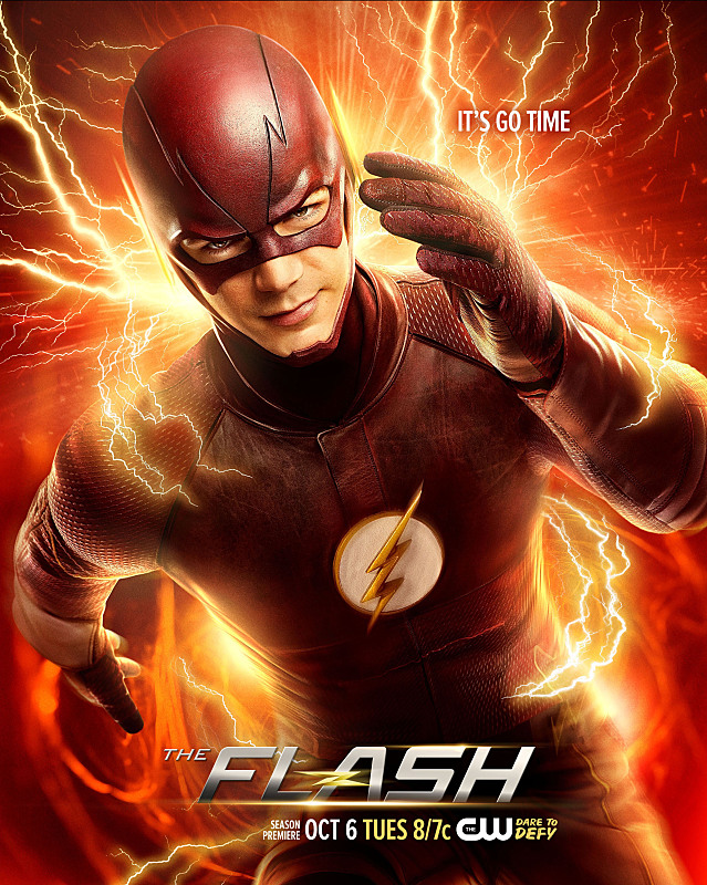 Six Burning Questions For The Flash Season 2