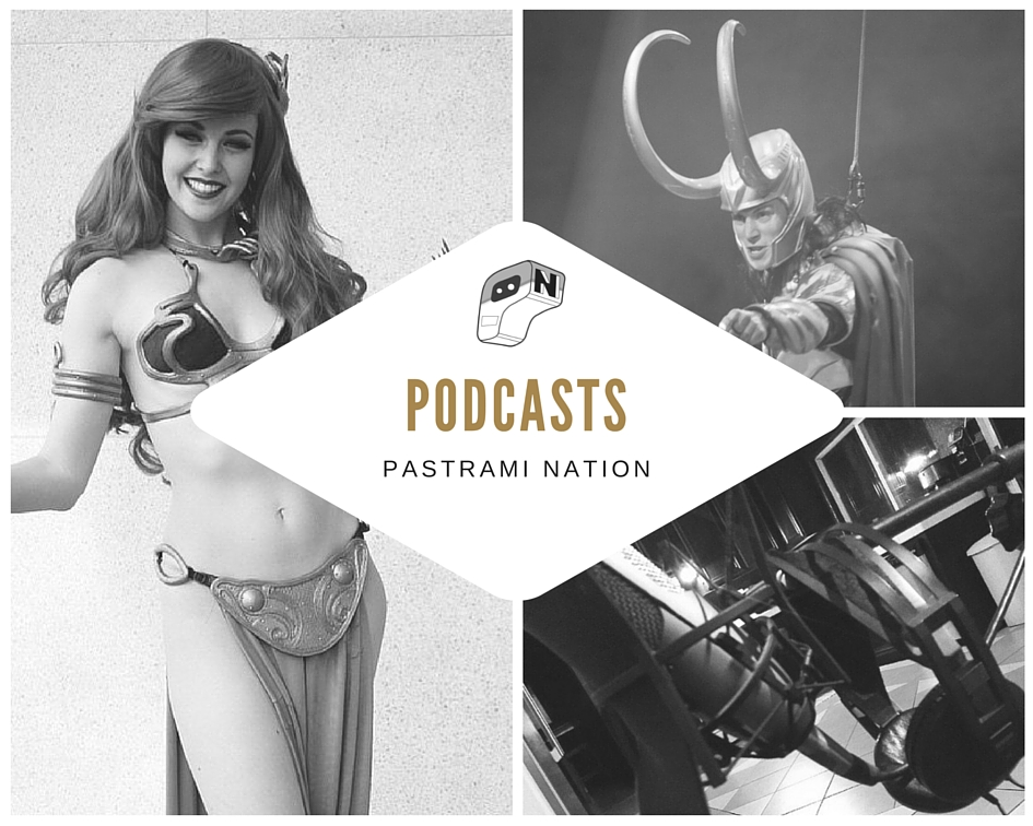 Pastrami Nation Podcast: Ultimate Star Wars Fan Giveaway, Disneyland Price Hike, Fall TV Shows and More!