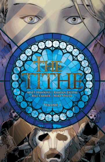 The Tithe Volume 1 Review: Robin Hood and Friar Schmuck