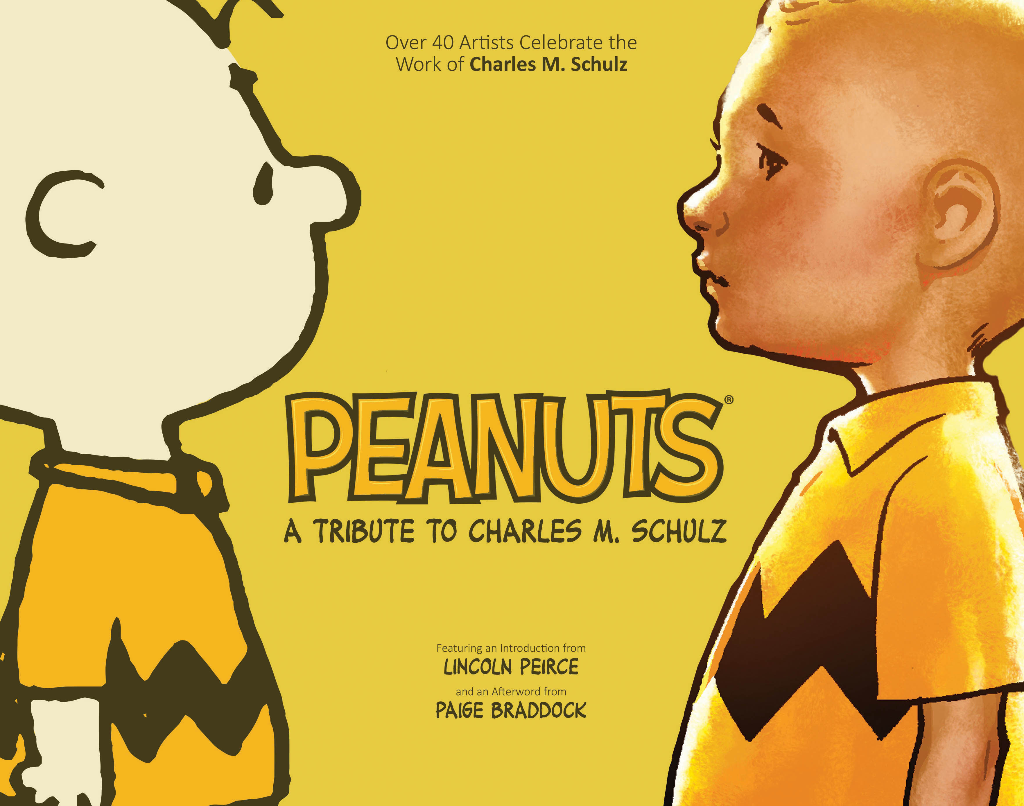 KaBOOM! Releases Unprecedented 'Peanuts: A Tribute to Charles M. Schulz' Hardcover