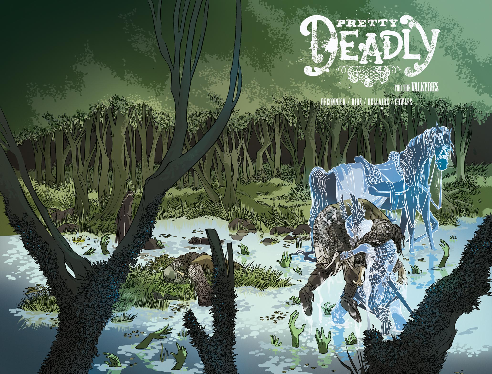 Pretty Deadly Tears Into New Story Arc