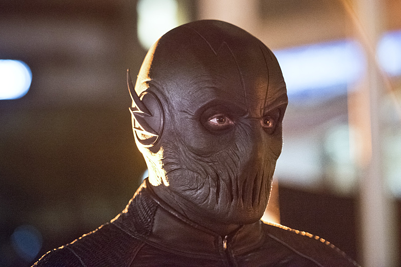 First Look- Zoom Attacks The Flash Next Week