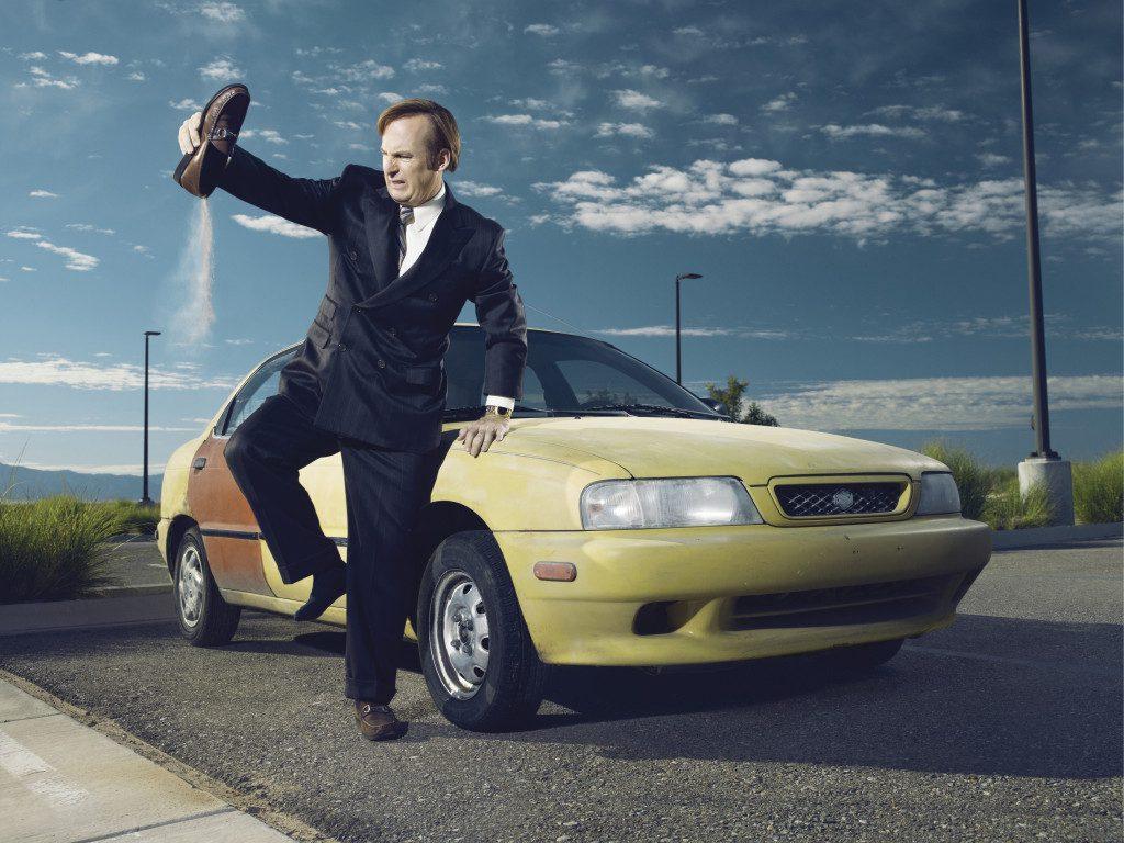 Bob Odenkirk as Saul Goodman - Photo Credit: Ben Leuner/AMC
