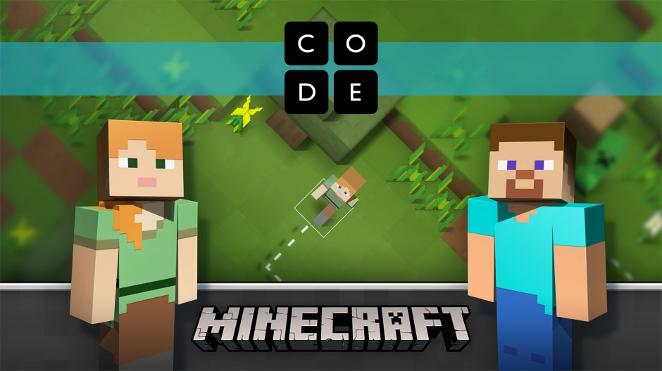 Microsoft and Code.org Team Up to Bring Minecraft to Hour of Code