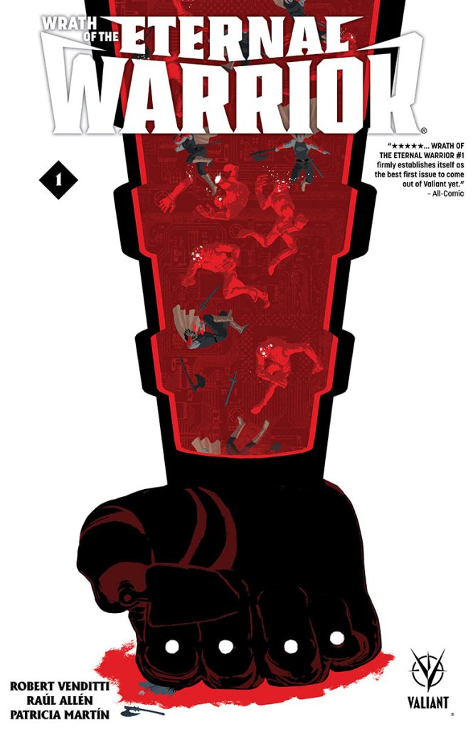 Wrath of the Eternal Warrior #1 Review- A New Journey