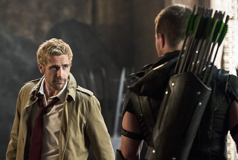 Arrow Review- Haunted