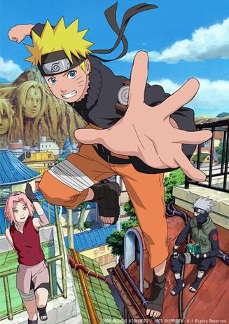 VIZ Media Partners with Generator to Launch Official Naruto Online Store
