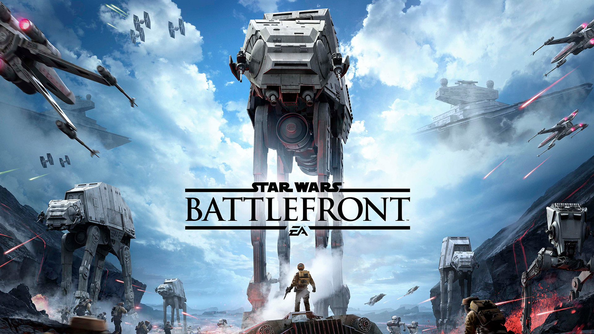 Star Wars Battlefront Review: The Game You Are Looking For?